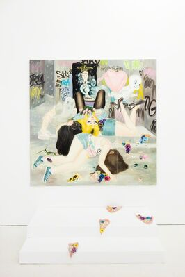 Emma Ainala: Soft Hardcore, installation view