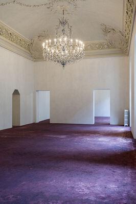 Rudolf Stingel, installation view