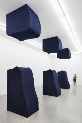 Francesca Minini at miart 2016, installation view