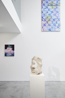 NEW WORK PART I: FORM, installation view