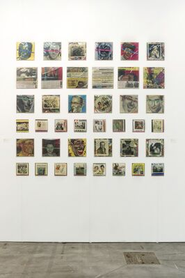 mfc - michèle didier at Artissima 2016, installation view