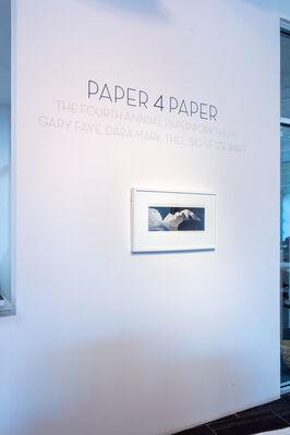 PAPER 4 PAPER, installation view