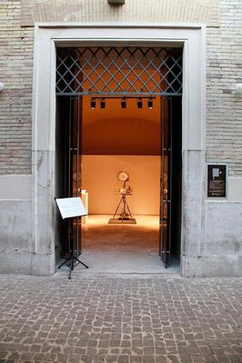 """Graffi"" @ MACRO, Rome, installation view"