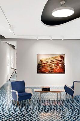 Reinhart Wolf - New York, installation view