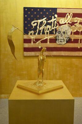 Joshua Liner Gallery at VOLTA New York 2017, installation view