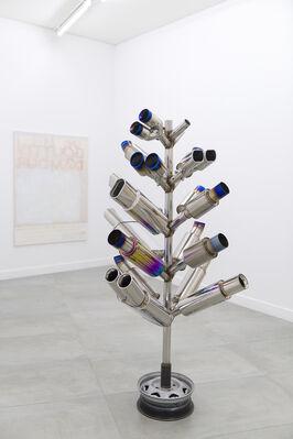 'ɔːtəˈmatɪk' (automatic), installation view