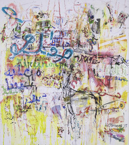 Hilda O'Connell, 'Palimpsest #3', 2015