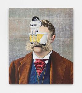 Jim Shaw, 'Blender Man', 2020