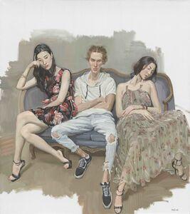 Chen Danqing, 'Floral Dresses', 2016
