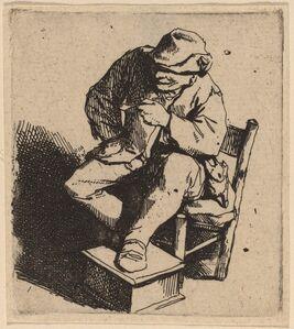 Cornelis Bega, 'The Smoker'