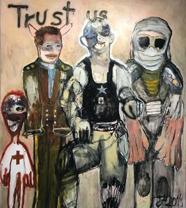 Juliane Hundertmark, 'Trust Us', 2020