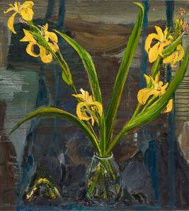 Nick Miller, 'Field Irises', 2017