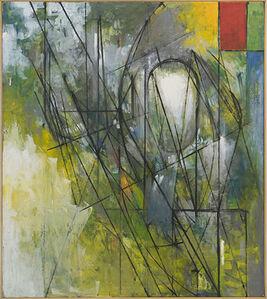 Jake Berthot, 'Marker', 1991
