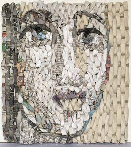 Gugger Petter, 'Female Head/Ritratto #11', 2018
