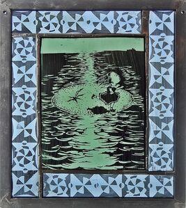 Judith Schaechter, 'Island Girl', 1999