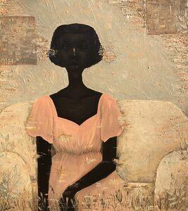 Chidinma Nnoli, 'If Grey Walls Could Talk (ii)', 2020