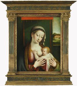 Barbara Longhi, 'Madonna and Child', ca. 1600