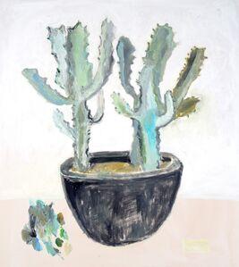 Anne-Louise Ewen, 'Cactus', 2016