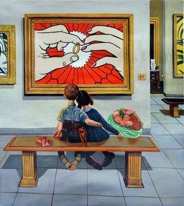Gully, 'Dohanos meets Lichtenstein 2', 2016