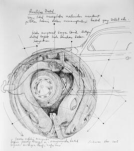 Ichwan Noor, 'Beetle Sphere - Study 3 ', 2018