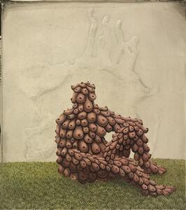 Gino Rubert, 'El descanso del guerrero', 2019