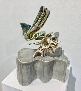 Stephanie Lanter, 'Lopsided', 2018