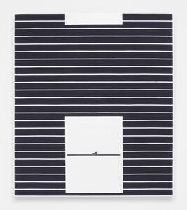 Andrew Gbur, 'House Painting (black)', 2014