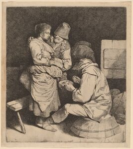 Cornelis Bega, 'The Young Innkeeper'