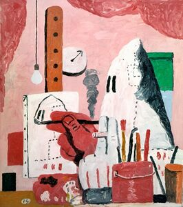 Philip Guston, 'The Studio', 1969