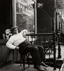 Rebecca Lepkoff, 'On Madison St., Lower E. Side, New York City'