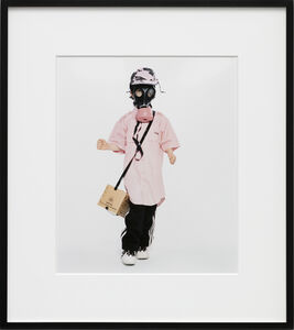 Julia Scher, 'Andre', 1996-1997