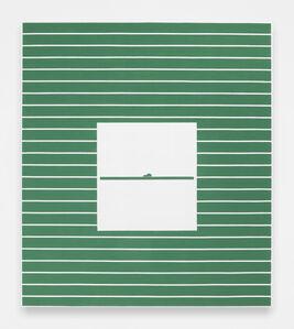 Andrew Gbur, 'House Painting (green)', 2014
