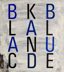 Enn Erisalu, 'Black and Blue', 1990