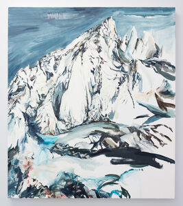 Elisa Johns, 'Feather Pass', 2019