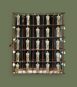 Jim Amaral, 'Cuadriculado 5 x 5 ', 2010