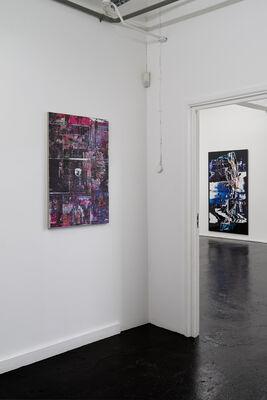 Chris Dorland: Active User, installation view