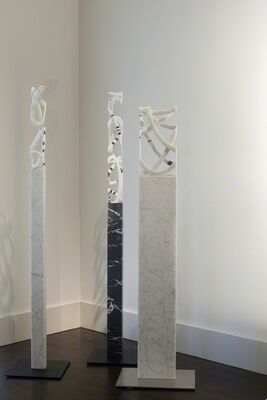 Six Women, installation view