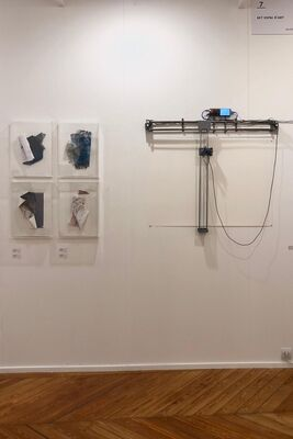 SET ESPAI D'ART at Drawing Room Madrid 2019, installation view