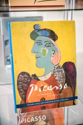 Pablo Picasso Exhibition: The Diary of a Master, installation view
