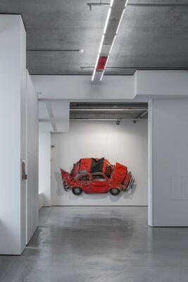 Ron Arad - One Man Show, installation view
