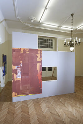 The Dys-Picture Generation, installation view