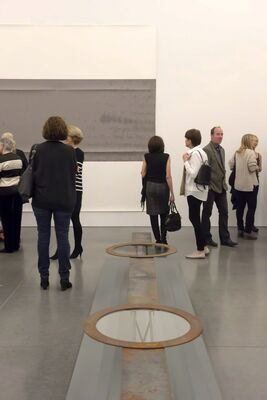 Parrish Perspectives–Brian Gaman: Vanishing Point, installation view