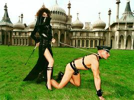 David LaChapelle, 'Aristocrats', 2002