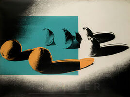 Andy Warhol, 'Space Fruit: Oranges (FS II.197)', 1978