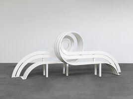 Jeppe Hein, 'Modified Social Bench #28', 2011