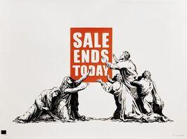 Banksy, 'Sale Ends Today v2', 2017