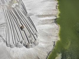 Edward Burtynsky, 'Phosphor Tailings Pond #4, Near Lakeland, Florida', 2012