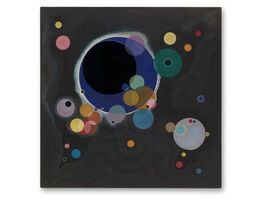 Wassily Kandinsky, 'Several Circles (Einige Kreise)', 1926