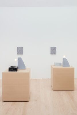 Piero Golia: Suddenly, in the middle of the summer, installation view