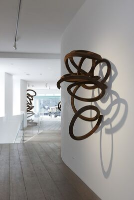 Pieter Obels | The Metaphysics of Sculpture, installation view